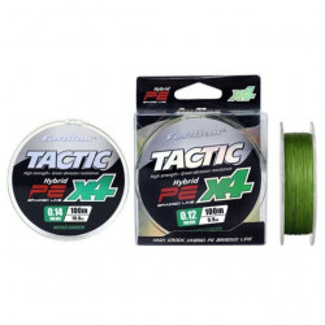 Fir Textil Formax Tactic PE X4, verde-fluo 100m