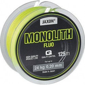 Fir textil Monolith Fluo 125m Jaxon