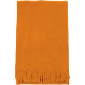 Fular fleece portocaliu Treesco