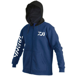 Hanorac TD albastru Daiwa