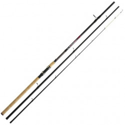 Lanseta feeder Black Arrow 3.30m / 40-80g / 3+2varfuri Jaxon