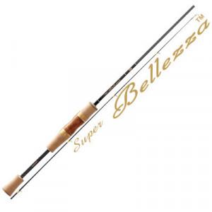 Lanseta Graphiteleader Super Bellezza 18 GSBS-642UL, 1.93 m, 0.5-5g, 2 tronsoane