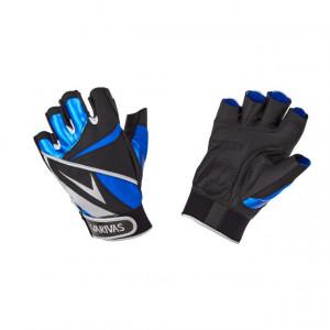 Manusi cu Degete Taiate Varivas Stretch Fit Glove 5, Blue