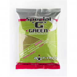 Nada Special G Green Groundbait 1kg Bait-Tech