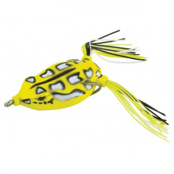 Naluca Soft Dancer Frog Yellow 6.5cm/16gr Rapture
