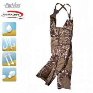 Pantaloni Camuflaj stuf Bib Dirty Bird Max Browning