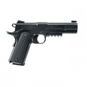 Pistol airsoft cu arc Browning 1911 HME, 14 bb, 0,5J Umarex