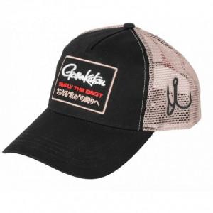 Șapcă trucker negru/ cupru Gamakatsu
