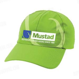 Sapca verde microfibra Mustad