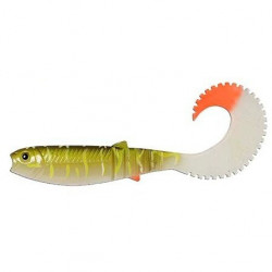 Shad Cannibal Curltail 10cm/5g/Pike 4buc/pl Savage Gear