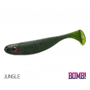 Shad Delphin BOMB Rippa, Jungle, 8cm, 5 buc