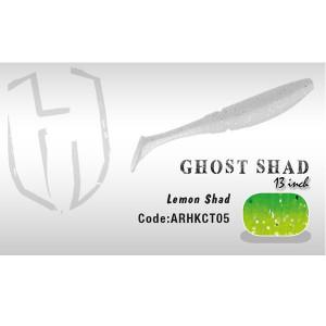 Shad Ghost 13cm  Lemon Shad Herakles