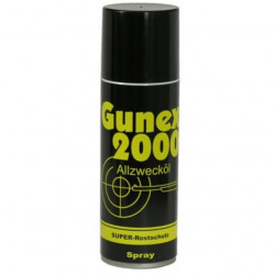 Spray intretinere arma Gunex 2000 / 50ml Klever