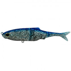 Swimbait Biwaa Sub Kicker Blue Chrome 18cm