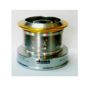 Tambur aluminiu mulineta Okuma Power Liner Baitfeeder 60