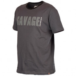 Tricou Simply gri Savage Gear