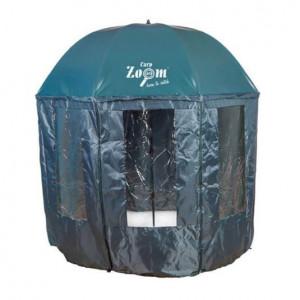 Umbrela tip cort Carp Zoom Yurt Shelter cu parasolar