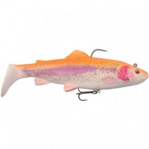Vobler 4D Trout Spin 12,5cm/35g/ Golden Albino Savage Gear