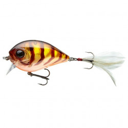 Vobler Belly Dog N Perch Transparent Cormoran 6,8cm/ 24gr