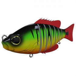 Vobler Swimbait Seven Section Fire Tiger 10cm Biwaa