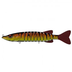 Vobler Swimpike Red Tiger 18cm / 26g Biwaa