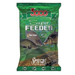 Nada 3000 Super Feeder Big Fish (1 kg) Sensas
