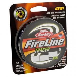 Fir textil Fireline Tracer bicolor 110m Berkley
