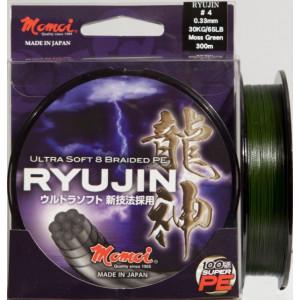 Fir Textil Ryujin PE Braided Dark Green 300m Momoi