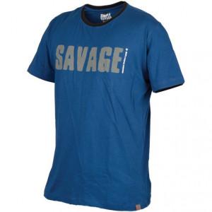 Tricou Simply Savage Albastru Savage Gear