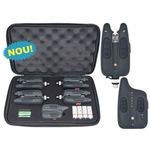 Set Avertizori Wireless RF1118 4+1 Baracuda