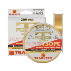 Fir Monofilament T-Force Super Soft 200m Trabucco