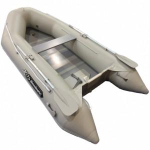 Barca pneumatica Kiwi 300  gri + Podina Allroundmarin