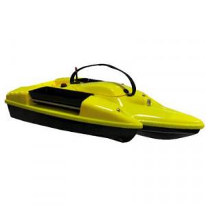 Barcuta plantat Smart Boat Fastback Lipo, 3 cuve, radiocomanda 2.4 Ghz, 6 canale
