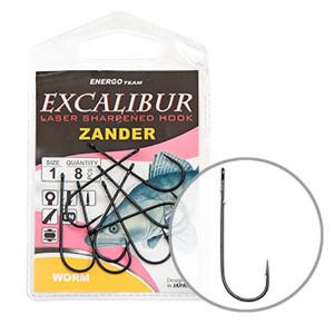 Carlige EnergoTeam Excalibur Zander Worm