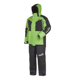 Costum iarna Norfin Discovery 2, verde, Editie Limitata