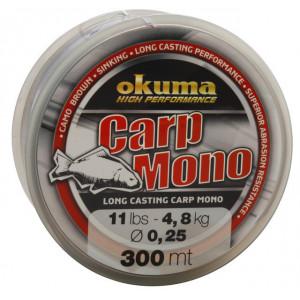 Fir carp mono 300m Okuma