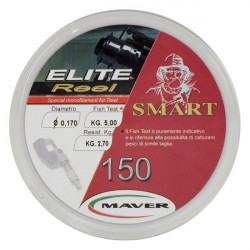 Fir monofilament Elite Reel 150m Maver