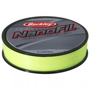 Fir NanoFil Chartreuse 125m Berkley