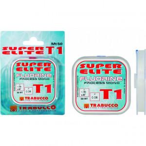 Fir Super Elite Fluoroline 50m Trabucco