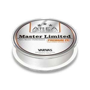 Fir textil Area Master PE Alb, 75m Varivas