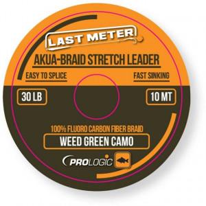 Fir textil Leader Prologic Akua Green Camo 30lbs, 10m