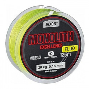 Fir textil Monolith Excellence fluo 125m Jaxon
