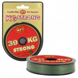 Fir textil Strong verde WFT 300 m