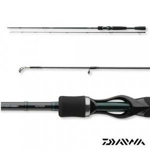 Lanseta Daiwa POWERMESH SPIN  1,95M/ actiune 7-28 gr din 2 bucati