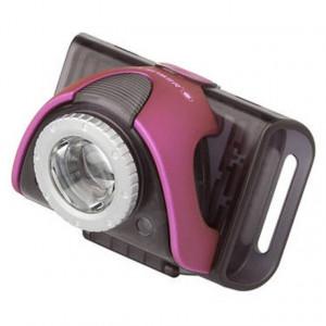 Lanterna bicicleta SEO B3 roz 100 lumeni Led Lenser
