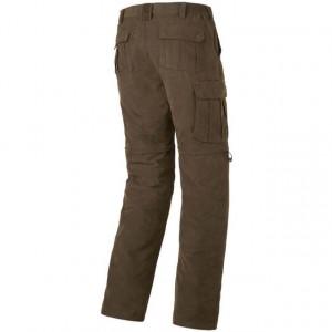Pantaloni 2 in 1 Blaser Zipp-Off Ritchie, maro