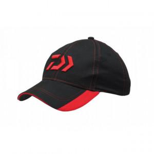 Sapca Daiwa Black'n Red