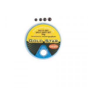 Set plumbi despicati Gold Star Midi, 50g
