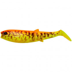 Shad Savage Gear Cannibal, Burbot Golden, 6.8cm, 3g, 4buc