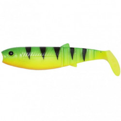Shad Savage Gear LB Cannibal, Firetiger, 10cm, 9g, 4buc